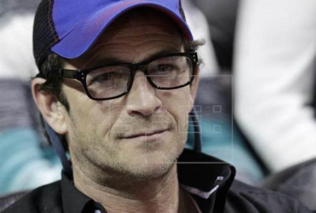 Luke Perry. Foto: EFE